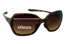 Sunglass Fix Sunglass Replacement Lenses for Oakley Overtime OO9167 - 59mm - 60mm Wide
