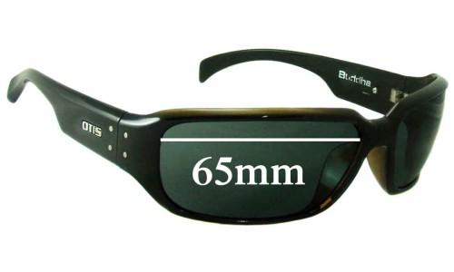 Sunglass Fix Sunglass Replacement Lenses for Otis Buddha - 65mm Wide