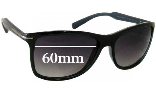 Sunglass Fix Sunglass Replacement Lenses for Prada SPR 10O - 60mm Wide