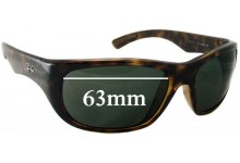 Sunglass Fix Sunglass Replacement Lenses for Ray Ban RB4177 - 63mm Wide