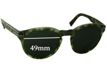 Sunglass Fix Sunglass Replacement Lenses for Solar Heritage - 49mm Wide