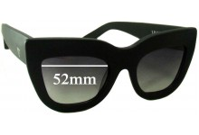 Sunglass Fix Sunglass Replacement Lenses for Valley Marmont - 52mm Wide
