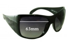 Sunglass Fix Sunglass Replacement Lenses for Vogue VO2399-S - 63mm Wide