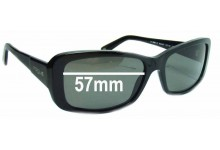 Sunglass Fix Sunglass Replacement Lenses for Vogue VO2661-S - 57mm Wide