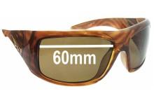 Sunglass Fix Sunglass Replacement Lenses for Arnette The Anti AN4109 - 60mm Wide