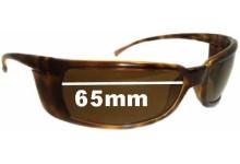 Sunglass Fix Sunglass Replacement Lenses for Arnette Titan AN4006 - 65mm Wide