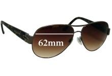 Sunglass Fix Sunglass Replacement Lenses for Bvlgari 5015 - 62mm Wide