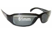 Sunglass Fix Sunglass Replacement Lenses for Dolce & Gabbana DD or DG2075 - 61mm Wide