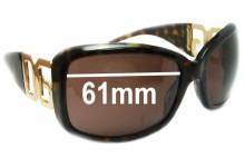 Sunglass Fix Sunglass Replacement Lenses for Dolce & Gabbana DG4005B - 61mm Wide