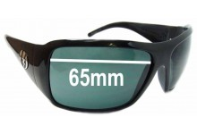 Sunglass Fix Sunglass Replacement Lenses for Electric Crossover 2011 and Newer - 65mm Wide