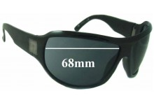 Sunglass Fix Sunglass Replacement Lenses for Gucci GG1562/S - 68mm Wide