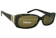 Sunglass Fix Sunglass Replacement Lenses for Guess GU6530 - 54mm Wide
