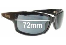 Sunglass Fix Sunglass Replacement Lenses for Missoni MI52901 - 72mm Wide