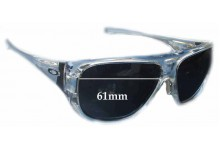 Sunglass Fix Sunglass Replacement Lenses for Oakley Correspondent OO9094 - 61mm Wide