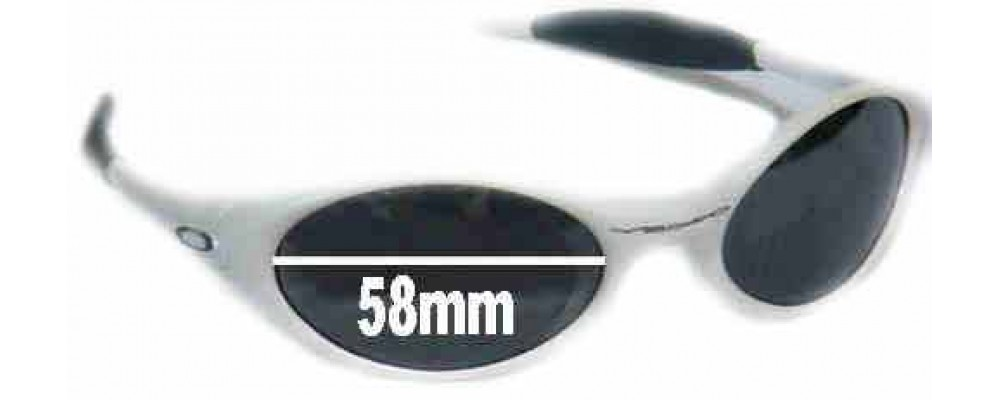 oakley replacement lenses oq5d  Oakley Eye Jacket Sunglass Replacement Lenses