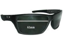 Sunglass Fix Sunglass Replacement Lenses for Oakley Jury - 61mm Wide