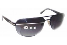 Sunglass Fix Sunglass Replacement Lenses for Persol 2340-S - 62mm Wide