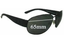 Sunglass Fix Sunglass Replacement Lenses for Ralph Lauren Polo 3052 - 65mm Wide