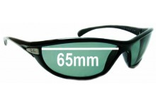 Sunglass Fix Sunglass Replacement Lenses for Ray Ban RB4038 PS Hunter - 65mm Wide