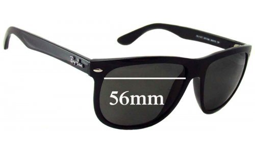 Sunglass Fix Sunglass Replacement Lenses for Ray Ban RB4147 - 56mm wide
