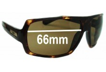 Sunglass Fix Sunglass Replacement Lenses for Sabre Delirium - 66mm Wide