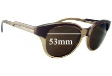Sunglass Fix Sunglass Replacement Lenses for Stella McCartney SM4030 - 53mm Wide