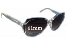 Sunglass Fix Sunglass Replacement Lenses for Unknown Unidentified - 61mm Wide