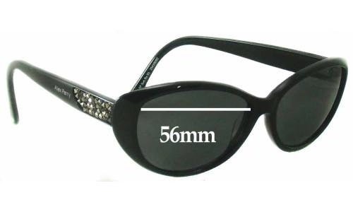 Sunglass Fix Sunglass Replacement Lenses for Alex Perry AP SunRx 01 - 56mm Wide