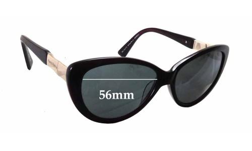 Sunglass Fix Sunglass Replacement Lenses for Alex Perry AP Sun Rx 11 - 56mm Wide