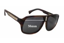 Sunglass Fix Sunglass Replacement Lenses for AM Eyewear Bob - 58mm Wide