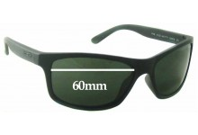 Sunglass Fix Sunglass Replacement Lenses for Arnette Pipe AN4192 - 60mm Wide