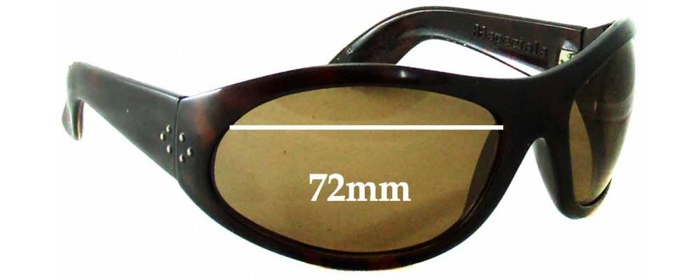 7c5e238427 Sunglass Fix Sunglass Replacement Lenses for Blinde 88 Specials Replacement  Sunglass Lenses - 72mm wide