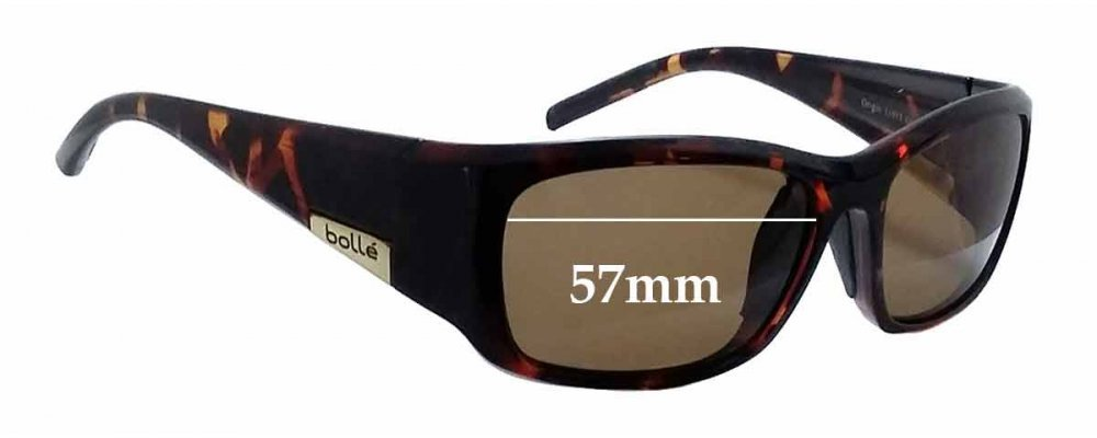 Fix™ Australia Bolle 57mm By Sunglass Lenses Origin Replacement The xBrCoWde