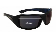Sunglass Fix Sunglass Replacement Lenses for Bomber ST103 Stink-Bomb - 66mm Wide