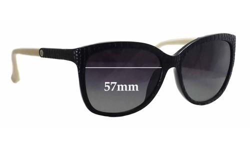 Sunglass Fix Sunglass Replacement Lenses for Calvin Klein CK3152S - 57mm Wide