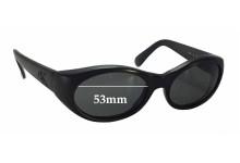 Sunglass Fix Sunglass Replacement Lenses for Calvin Klein CK3002 - 53mm Wide