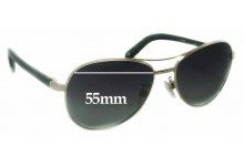 Sunglass Fix Sunglass Replacement Lenses for Chanel 4201 - 55mm Wide