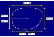 Sunglass Fix Sunglass Replacement Lenses for Carve Maggie 1222 Sunglasses - 66mm
