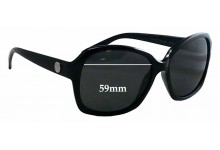 Sunglass Fix Sunglass Replacement Lenses for DKNY DY4087 - 59mm Wide