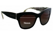 Sunglass Fix Sunglass Replacement Lenses for Dolce & Gabbana DG4231 - 54mm Wide