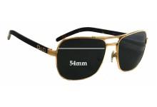 Sunglass Fix Sunglass Replacement Lenses for Dolce & Gabbana DG6036 - 54mm Wide