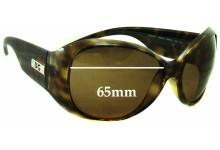 Sunglass Fix Sunglass Replacement Lenses for Dolce & Gabbana DG6041 - 65mm Wide
