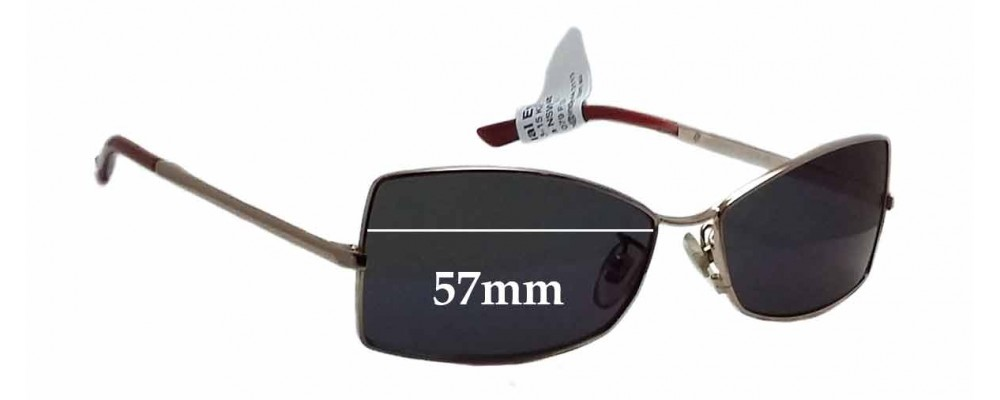 Sunglass Fix Sunglass Replacement Lenses for Etro Mod SE 9430 - 57mm Wide