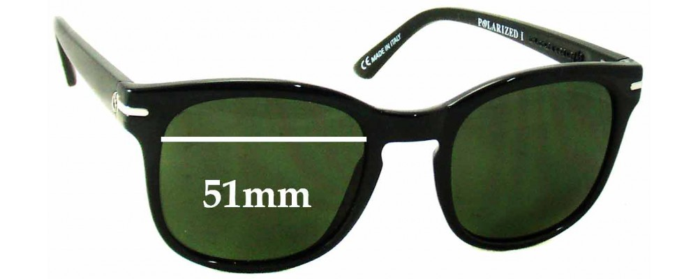 86966dec6e8 Electric Rip Rock Sunglass Replacement Lenses - 51mm wide