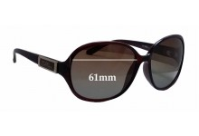 Sunglass Fix Sunglass Replacement Lenses for Fiorelli Bambi - 61mm Wide