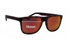Sunglass Fix Sunglass Replacement Lenses for Gant GS 7020 - 56mm Wide