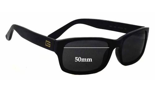 Sunglass Fix Sunglass Replacement Lenses for Gigi Barcelona Mod '688 - 50mm wide