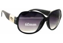 Sunglass Fix Sunglass Replacement Lenses for Gucci GG3176/K/S - 60mm Wide