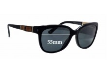 Sunglass Fix Sunglass Replacement Lenses for Gucci GG3672/S - 55mm Wide