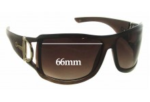 Sunglass Fix Sunglass Replacement Lenses for Gucci GG 2919 - 66mm Wide